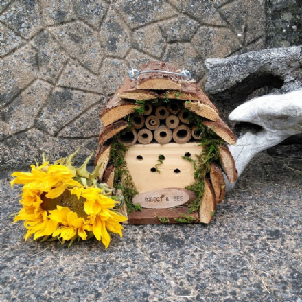 Bee / Insect Wooden Hotel